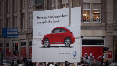 Beetle Billboard
